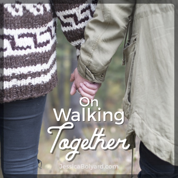 On Walking Together