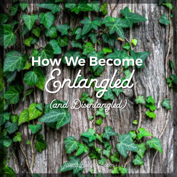 How We Become Entangled (and Disentangled)