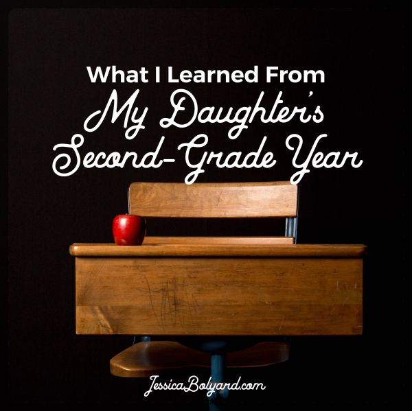 What I Learned From My Daughter's Second-Grade Year