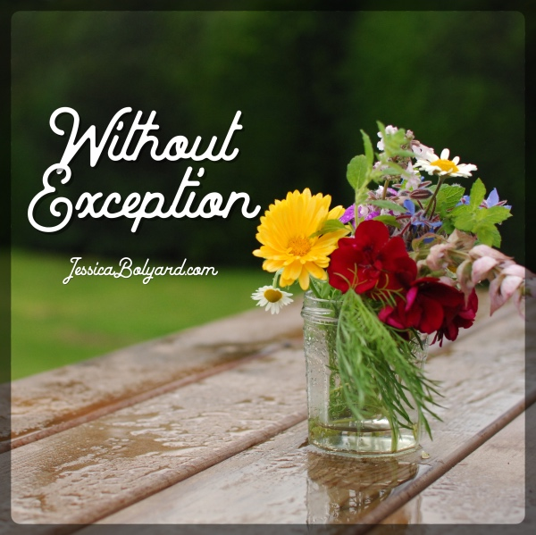 Without Exception